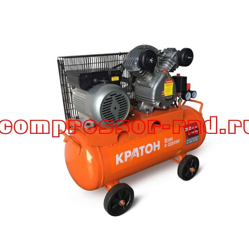 Компрессор с ременной передачей Кратон AC-300-50-BDV купить по выгодной цене