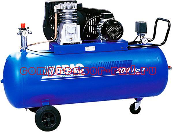 Поршневой масляный компрессор Abac B 4900/200 CT 4