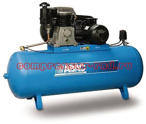 Поршневой масляный компрессор с ременным приводом Abac B 7000/270 FT 10