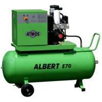 Винтовой компрессор Atmos Albert E100 Vario
