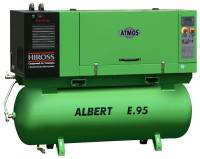 Винтовой компрессор Atmos Albert E 95-K