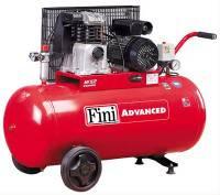 Компрессор поршневой с ременным приводом Fini MK 102-50-2M