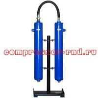 Обновление сепараторов и фильтров сжатого воздуха на компрессоры Comprag и PORTA