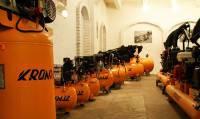 Поставка большой партии воздушных поршневых компрессоров в Крым