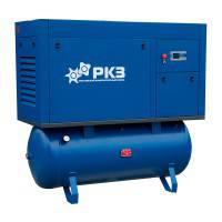 Винтовой компрессор Airrus K 15 PR с ременным приводом
