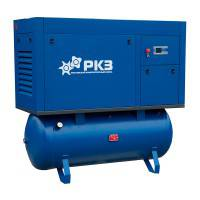 Винтовой компрессор Airrus KT 15 PR с ременным приводом
