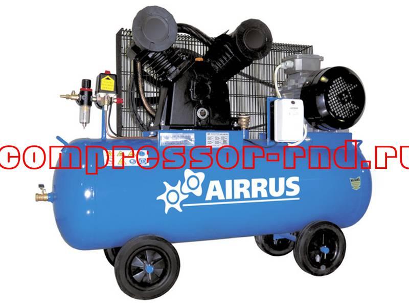 Фотография компрессора винтового Airrus